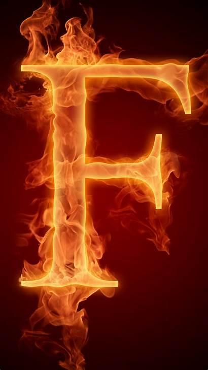 Letter Fire Alphabet Flame 1080 Litera 1920