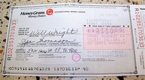 Money Order Walmart Best Way To Send Money In The Mail