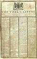 York Gazette - Page 1 View: York Gazette Newspaper ...
