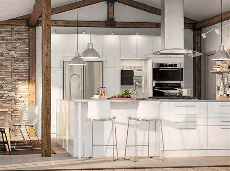 küchen inspiration ikea modern meets farmhouse fresh ikea