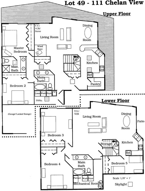 the 4complete house plan sle wapato point map