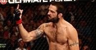Matt Brown claims Johny Hendricks was on steroids - MMA India