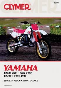 Yamaha Yz125  U0026 Yz250  1985