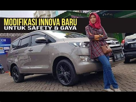 innova reborn modifikasi safety gaya youtube