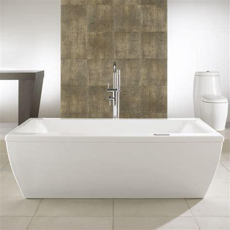 free standing soaker tubs neptune saphyr modern 72x38 free standing bath tub soaker