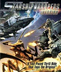 starship troopers invasion wikipedia