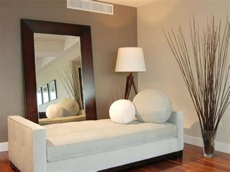 Chocolate Nightstand by How To Hang A Heavy Mirror Hgtv