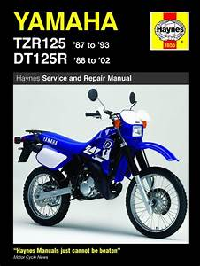 Haynes Manual 1655 Yam Dt125  Tzr125  Essex Motorcycles