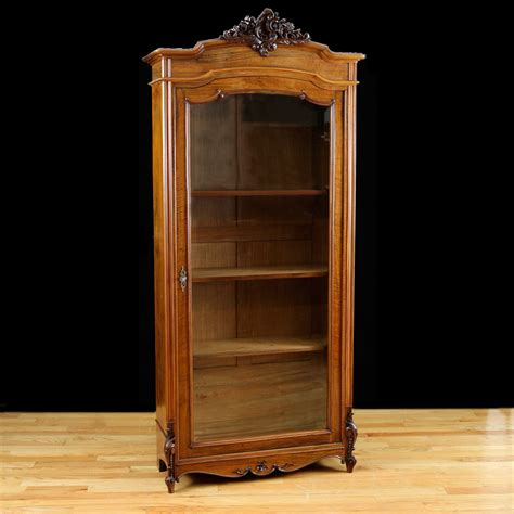 french bookcases antique bookcase french renaissance
