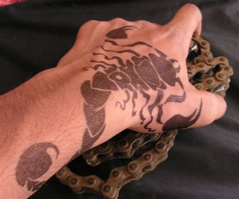 Scorpio Tattoos Designs, Ideas And Meaning  Tattoos For You