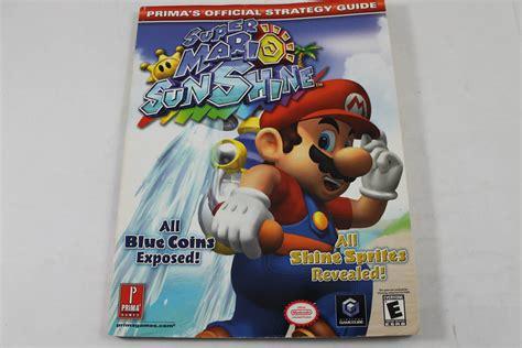 Super Mario Sunshine Guide Prima Games