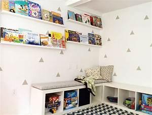 Ikea Bibliotheque Enfant : ranger ses jouets 2 basephine ~ Teatrodelosmanantiales.com Idées de Décoration