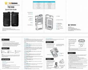 Telo Systems Te390 Smart Phone User Manual Te390
