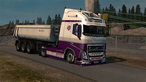 volvo trucks holland volvo holland skin mod euro truck simulator 2 mods