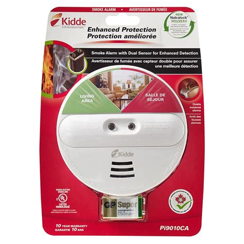 dual sensor smoke alarm reviews kidde battery operated dual sensor smoke alarm the home