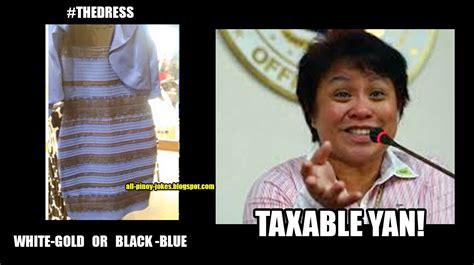 Pinoy Memes - the viral dress in pinoy memes version thedress funny pinoy jokes atbp