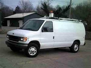 Buy Used 2002 Ford Econoline E250 3  4 Ton Cargo Work