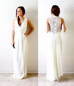45 beautiful boho chic wedding dresses happyweddcom With chic dresses for weddings