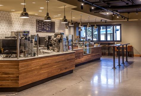Tremont coffee co in215 erie st n, massillon, oh. Portola Hotel & Spa | Peets coffee, Coffee shop, Coffee shop design
