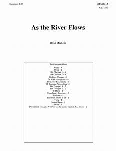eighth note publications as the river flows meeboer With printable monthly rent record first media syndicate