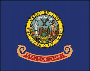 IDAHO FLAG Elmers Flag and Banner