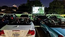 The Best Drive-In Movie Theaters in North Texas