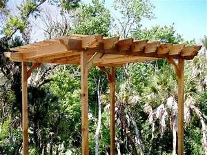 The Sombrero Pergola Kit