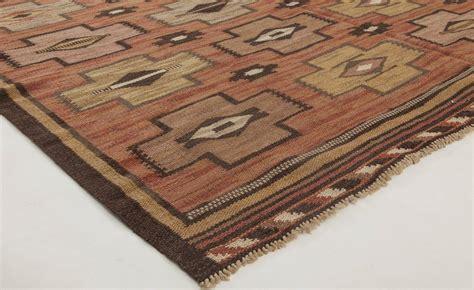flat weave rugs swedish flat weave rug bb6378 by doris leslie blau