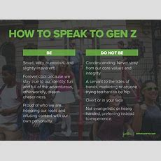 Over 100 Eye Opening Stats About Generation Z