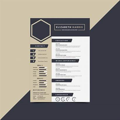 Cv Template Resume Keywords