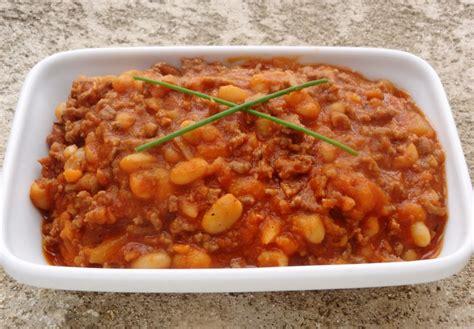 cuisiner haricots beurre ragoût de viande hachée aux haricots blancs la tendresse