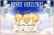 Merry Christmas Angels Pictures, Photos, and Images for ...