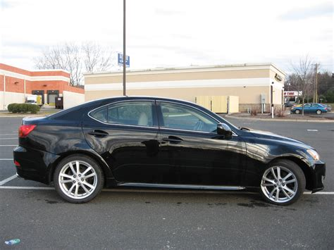 lexus black ct fs 2006 lexus is 250 56k miles black tan club lexus