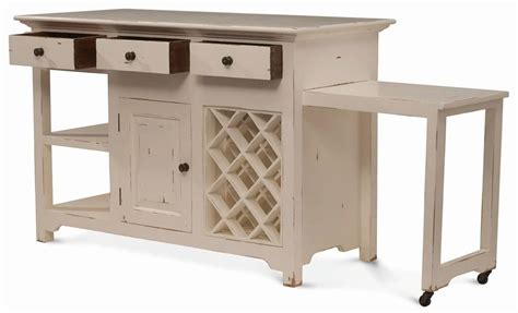 napa kitchen island bramble aries napa kitchen island with pullout table adcock furniture dining kitchen island