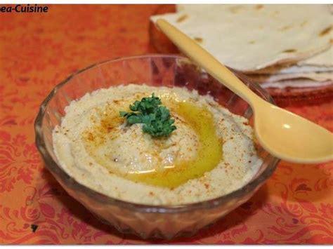 recette de cuisine libanaise recettes de houmos
