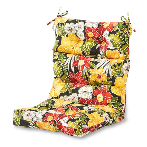 Kmart Adirondack Chair Cushions by Greendale Home Fashions Outdoor High Back Patio Chair