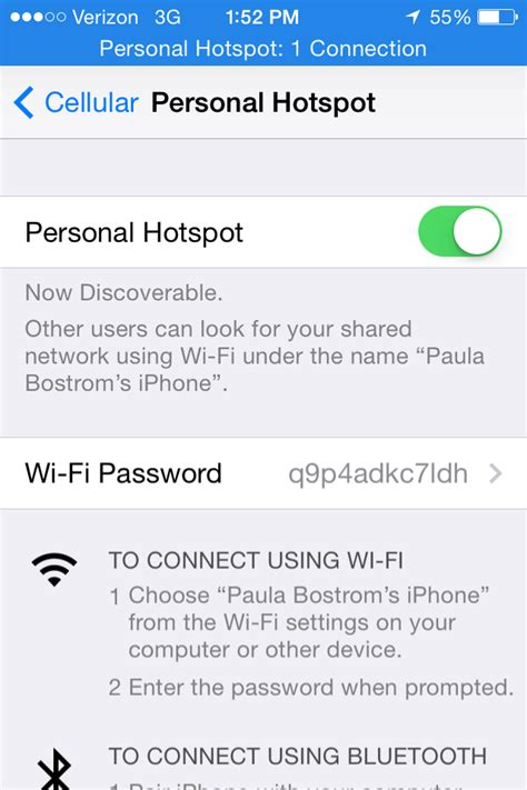 t mobile hotspot iphone tip of the day how to use your iphone as a hotspot