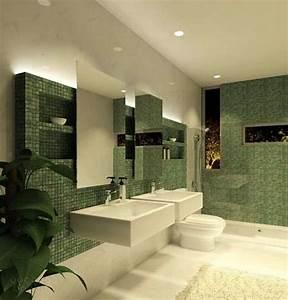 Piastrelle mosaico in bagno (Foto 40/40) Design Mag