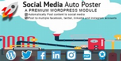 Social Media Auto poster v4.02 - Download Free Templates from ThemeForest and CodeCanyon..