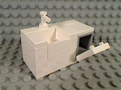 lego kitchen island lego kitchen refrigerator sink dishwasher stove island 3713