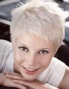Coupe Cheveux Gris Femme 60 Ans : pinterest france ~ Melissatoandfro.com Idées de Décoration