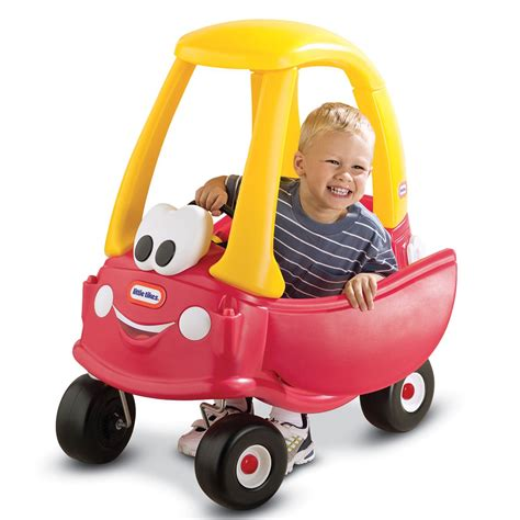 cozy coupe 30th anniversary edition at little tikes