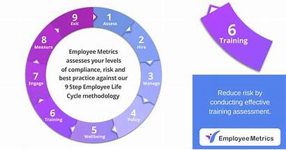 Cycle Employee Training Step Measure Metrics Lifecycle