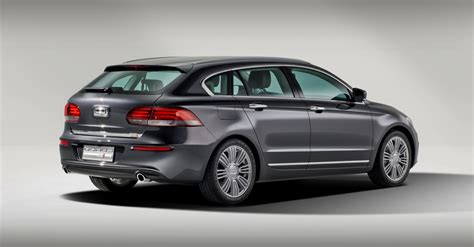 qoros  sedan wagon hybrid crossover headed  geneva