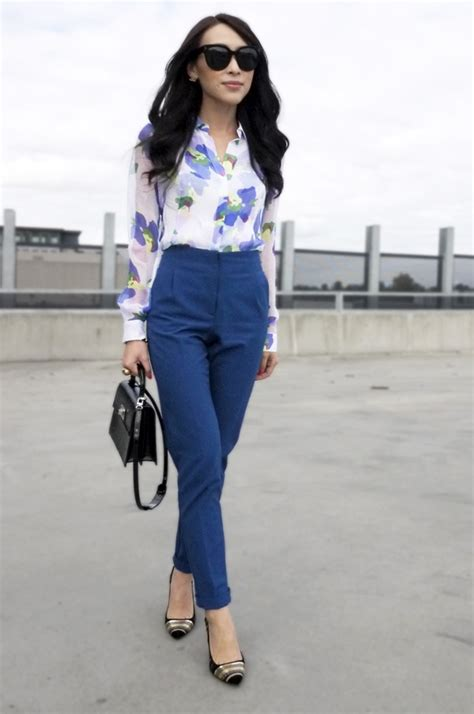 Outfit Ideas With High Waisted Pants   Teacher Style   Pinterest   Work outfits Clothes and ...