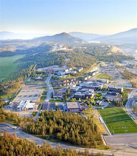 UBC's Okanagan Campus & Region