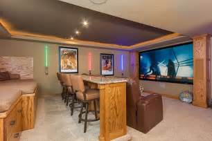 Basement Home Theater Ideas by Home Theater Ideas For Simple Application Homestylediary Com