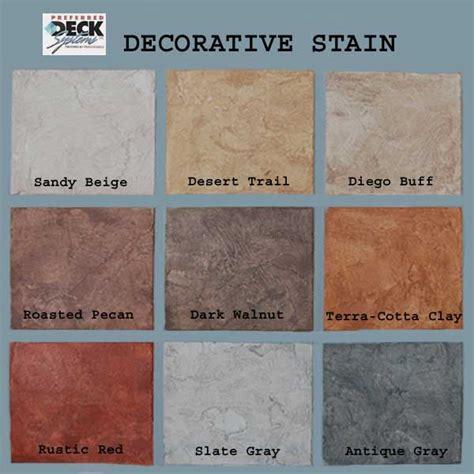preferred deck coloring method products pref deck
