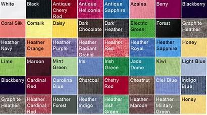 Gildan Heather Colors Shirt Softstyle Cotton Graphite