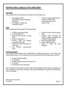 resume format template for job description administrative assistant job description resume resumes design